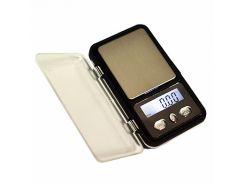 Весы Scales 6210/МН-333 mini 200 г Черный (KD-1382S121)