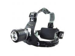 Налобный фонарь Bailong BL-2199-T6 Черный