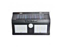 Светодиодный навесной фонарь Solar На солнечной батарее с датчиком движения Motion 40 LED