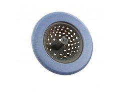 Кухонный фильтр для раковины Supretto 11 см Голубой (5537-0002)