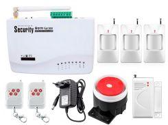 Комплект сигнализации Kerui G01 для 2-комнатной квартиры Белый (g01 - 2)