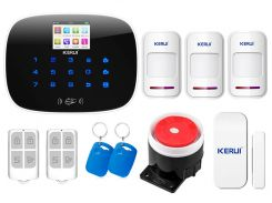 Комплект сигнализации Kerui G19 для 2-комнатной квартиры (g19 - 2)