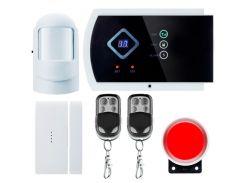 Комплект сигнализации Kerui alarm G10a Start Белый (g10a start)
