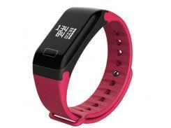 Фитнес браслет Smart F1 Красный (KD-61287S224)