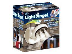 Светодиодный беспроводной LED светильник UTM Light Angel с датчиком движения Белый (2127)