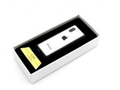 Электроимпульсная usb-зажигалка айфон (za-403)