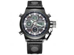Часы наручные AMST AM3003 Shark Black (KD-06245S405)