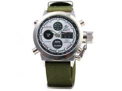 Часы наручные AMST AM3003-3 Military/White (KD-06238S378)