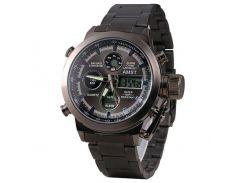 Часы наручные AMST AM3003-4 Black (KD-06240S405)