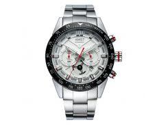Часы наручные AMST AM3021 Silver/White (KD-06248S459)