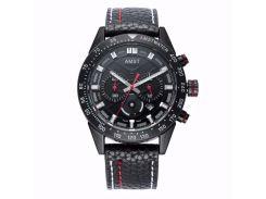 Часы наручные AMST AM3021-1 Black (KD-06250S459)