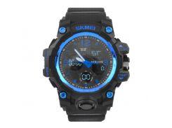Часы наручные Skmei 1155 Blue (KD-060251S211)