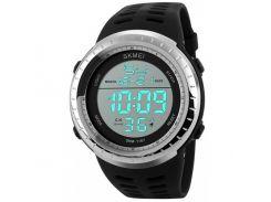 Часы наручные Skmei 1167 Черные (KD-06015S162)