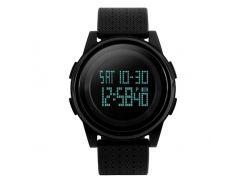 Часы наручные Skmei 1206 Черный (KD-060201S162)
