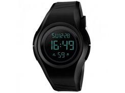 Часы наручные Skmei 1269 Черные (KD-06010S162)