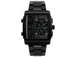 Часы наручные Skmei 1274 Black (KD-06022S238)