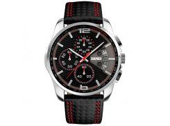Часы наручные Skmei 9106 Красные (KD-060311S373)