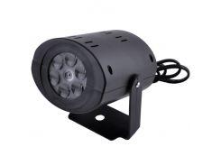 Лазер диско Bailong W665 12LED 220V (KD-5994S176)