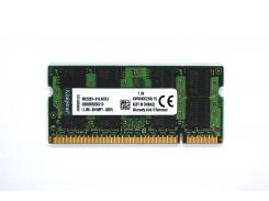 Оперативная память Kingston SODIMM DDR2 1GB 800 MHZ  (KVR800D2S6/1G)