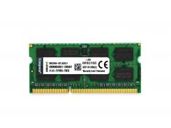 Оперативная память Kingston SODIMM DDR3L-1600 2Gb PC3-12800 (KVR16LS11S6/2)