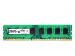 Kingston DDR3-1600 8192MB PC3-12800 AMD AM3/AM3+ FM1 FM2/FM2+ (KVR16N11/8)