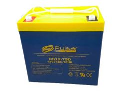 Аккумулятор глубокого разряда PULSAR CS12-75D