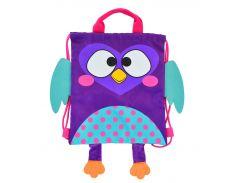 Сумка-мешок детская 1 Вересня SB-13 Owlet Разноцветный (556785)