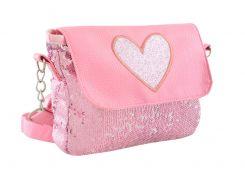 Сумка детская 1 Вересня Heart Розовый (557688)