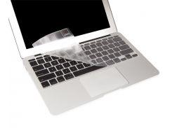 Силиконовая накладка Grand на клавиатуру Macbook Air 13.3 и для Pro 13 прозрачная (AL559)