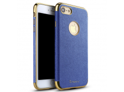 Панель iPaky Blue Full Cover For iPhone 7/8