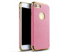 Панель iPaky Pink Full Cover For iPhone 7/8 (5420)
