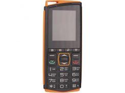 Sigma mobile Comfort 50 Mini 4 Black-Orange