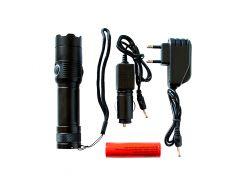 Ручной светодиодный фонарь 803-T6 (2025)
