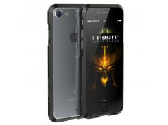 Бампер Luphie Aviation для iPhone 7/8 Plus Black