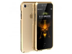 Бампер Luphie Aviation для iPhone 7/8 Plus Gold