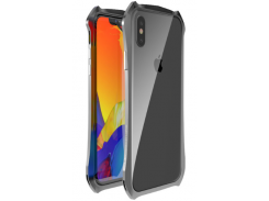 Бампер Luphie для iPhone X/Xs Grey