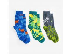 Детские носки Dodo Socks Dino 4-6 лет набор 3 пары (009691)