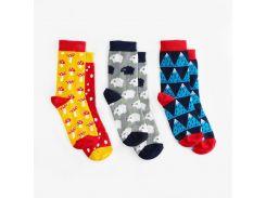 Детские носки Dodo Socks Yukon 7-10 лет набор 3 пары (009684)