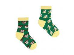 Детские носки Sammy Icon Albert 2-3 года Желто-зеленые (009109)