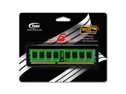 Оперативная память для компьютера DDR3L 4GB 1600 MHz Team TED3L4G1600C1101 (4690586)