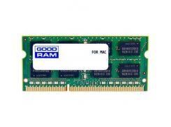 Оперативная память для ноутбука Goodram SO-DIMM DDR3 1600MHz 4GB for Apple iMac W-AMM16004GL (4884538)