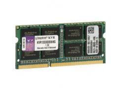 Оперативная память для ноутбука Kingston 8 GB SO-DIMM DDR3 1333 MHz KVR1333D3S9/8G (4884558)