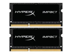 Оперативная память Kingston SO-DIMM 2x8Gb/1866 1.35V DDR3L HX318LS11IBK2/16 (4996143)