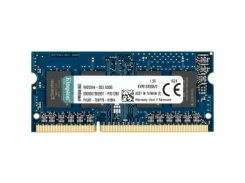 Оперативная память Kingston SO-DIMM DDR3 1333MHz 2GB KVR13S9S6/2 (4884730)