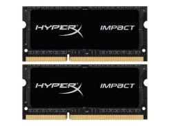 Оперативная память Kingston SO-DIMM DDR3 1600MHz 16GB 2x8GB HX316LS9IBK2/16 (5008605)
