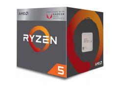 Процессор AMD Ryzen 5 2400G YD2400C5FBBOX (8468568)