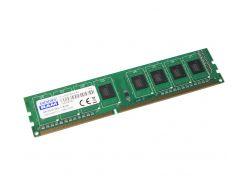 Оперативная память для компьютера DDR3 4GB 1600 MHz Goodram GR1600D364L11S/4G (8570633)