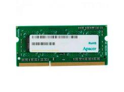 Оперативная память Apacer DDR3 8Gb 1600Mhz DS.08G2K.KAM (5104875)