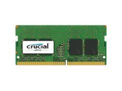 Оперативная память для ноутбука Crucial SoDIMM DDR4 16GB 2400 MHz MICRON (CT16G4SFD824A)