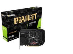 Видеокарта Palit PCI-Ex GeForce GTX 1660 Ti StormX 6GB GDDR6 NE6166T018J9-161F (9455872)